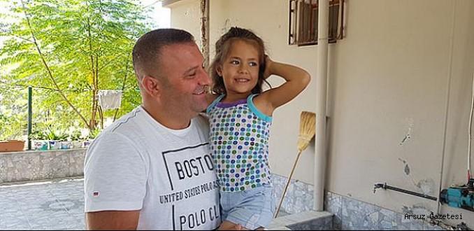 5 yaşındaki Safiye şifa arıyor