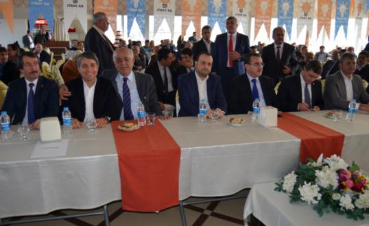 AK Parti Arsuz 1nci Olağan Kongresi Yapıldı ...