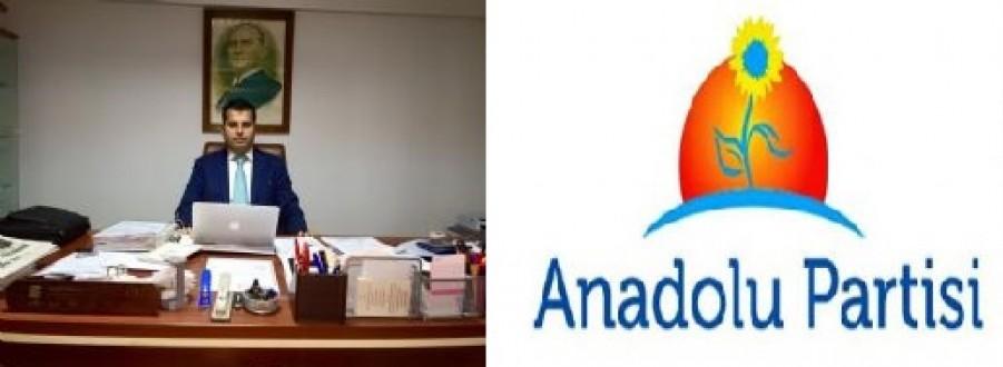 Anadolu Partisi Arsuz'da örgütlendi