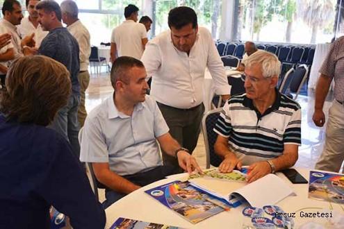 """Arsuz'da """"2020-2024 Stratejik Plan Çalıştayı"""" Düzenlendi"""