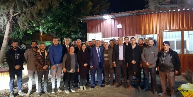 Arsuz'da Çözümün Adı Necim Bozkurt…
