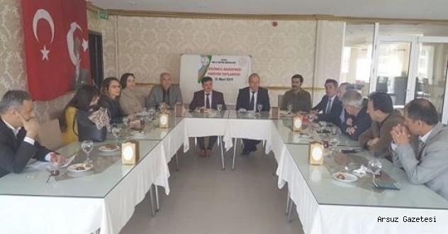 Arsuz'da Düşünce Akademisi kuruldu!