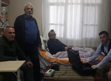 Arsuz'da Gezici Nüfus Ekibi Hizmete Başladı