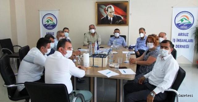 Arsuz'da GÜÇ Birliği Zamanı