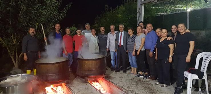 Arsuzda Kazanlar Cumhuriyet İçin Kaynadı ...