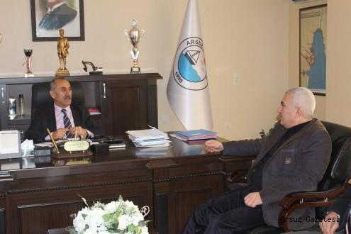 Arsuz'da Örnek Belediyecilik