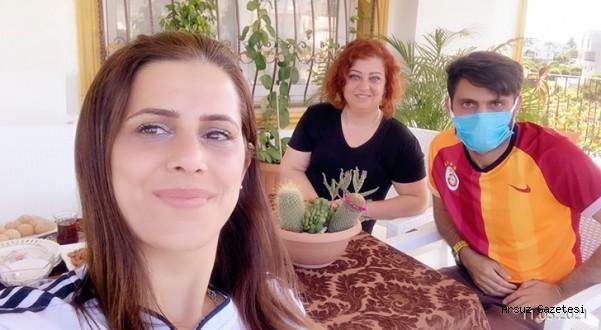 Arsuz'da Sevgiyle Engelleri Kaldıran En Özel Buluşma
