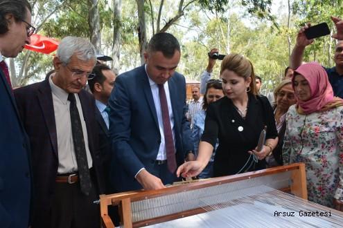Arsuz'da Yılsonu Öğrenme Şenliği Yapıldı.