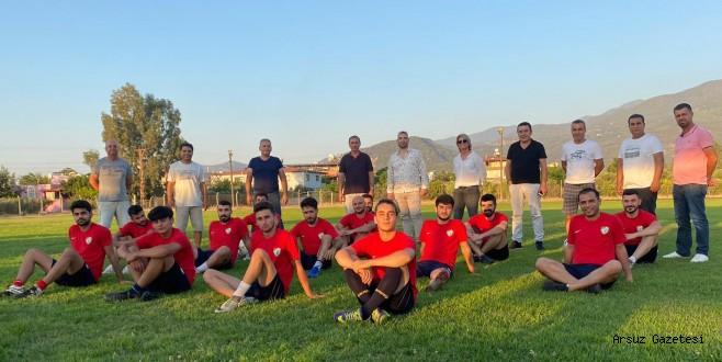 Arsuz Gözcüler Spor'da Hedef Şampiyonluk