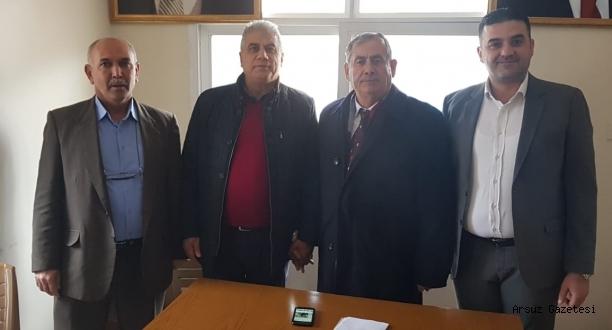 Arsuz Gözcülerspor Kulüp Başkanı'ndan Necim Bozkurt'a Destek