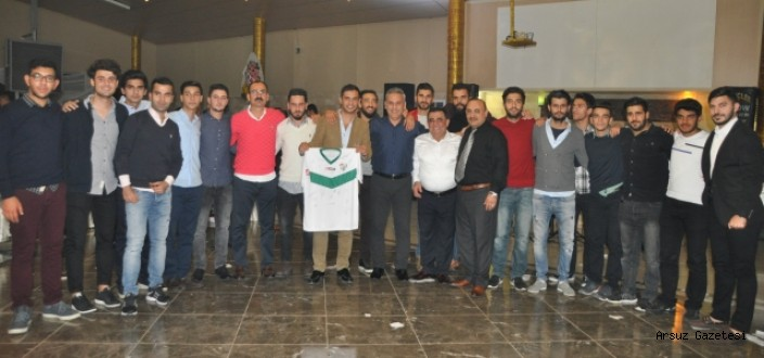 Arsuz Gözcülerspor Sevenleri Dayanışma Gecesinde Toplandı.