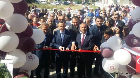 Arsuz'un Can Simidi Medica Arsuz Tıp Merkezi Olacak...