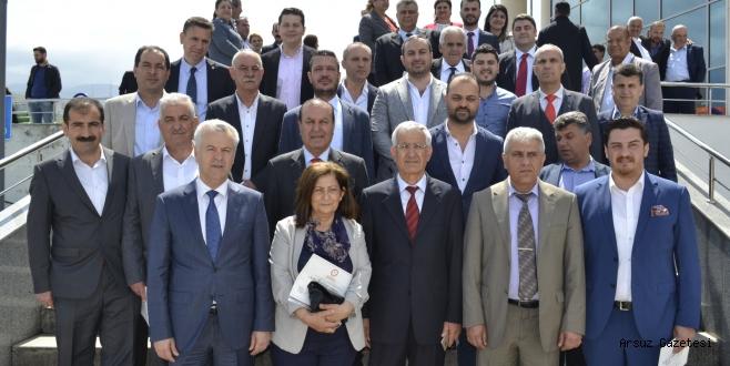 Arsuz'un Meclis Üyeleri Mazbatalarını Aldı