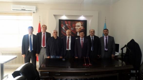 Arsuz'un Yeni Milli Eğitim Müdürü Görevine Başladı