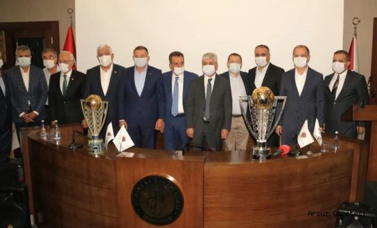 Atakaş Şirketler Grubu Hatayspor'un isim sponsoru oldu.