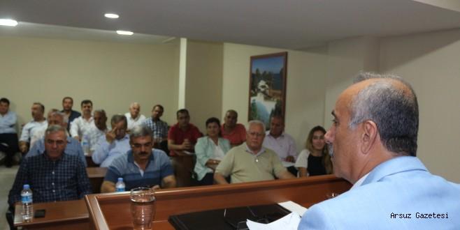 Başkan Nazım Culha'dan Karaağaç ile İlgili Önemli Açıklama