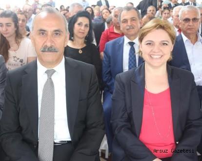 CHP Akdeniz Buluşması Arsuz'da