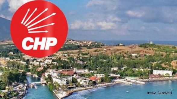 CHP Arsuz'da İhraç İstemi