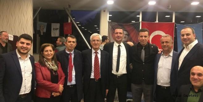 CHP Arsuzda Mahmut ŞİRİN Kazandı.
