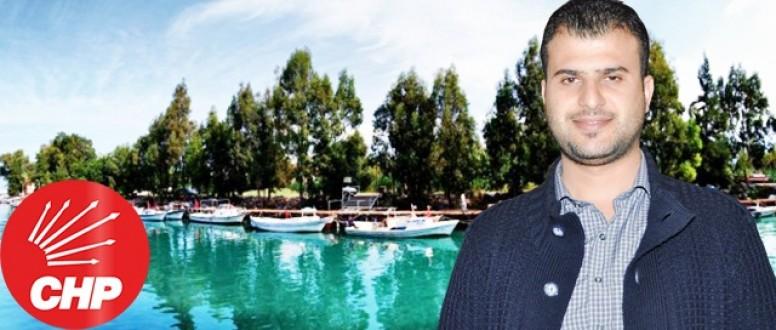CHP Arsuz'da Mustafa Gökpınar Dönemi…