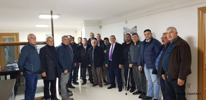 CHP'de İstifalar Başladı.