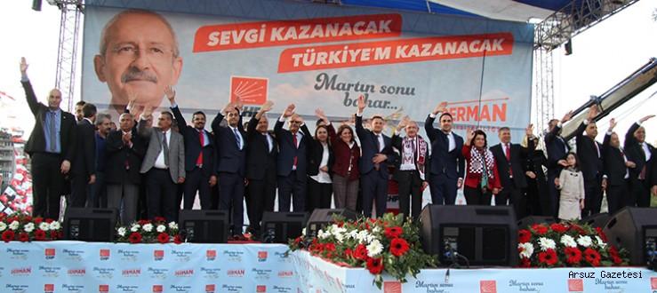 CHP Lideri Kılıçdaroğlu: 'Dostluğumuzu, Beraberliğimizi Bozmayalım'