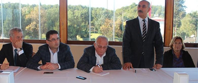 CHP, startı Arsuz'da verdi