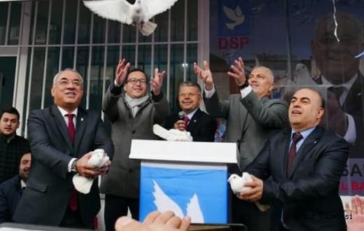 DSP, Arsuz Adayını Açıkladı !