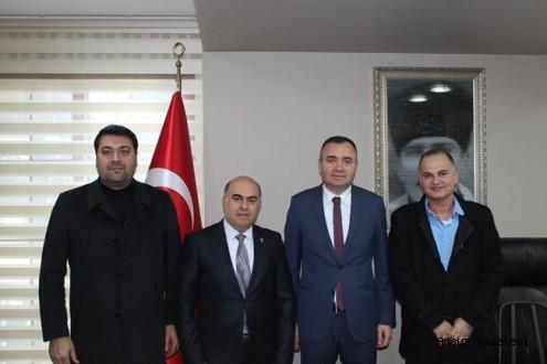 DSP Arsuz'da Seçim Startını Verdi