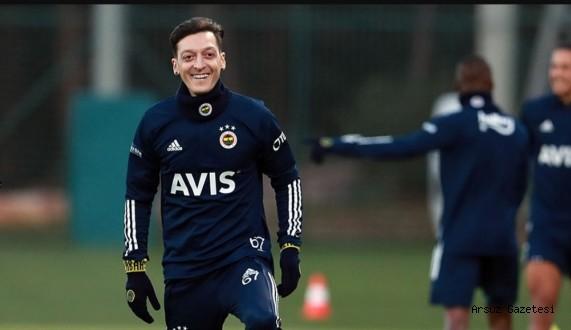 Dünyaca Ünlü Yıldız Mesut Özil Hatayda