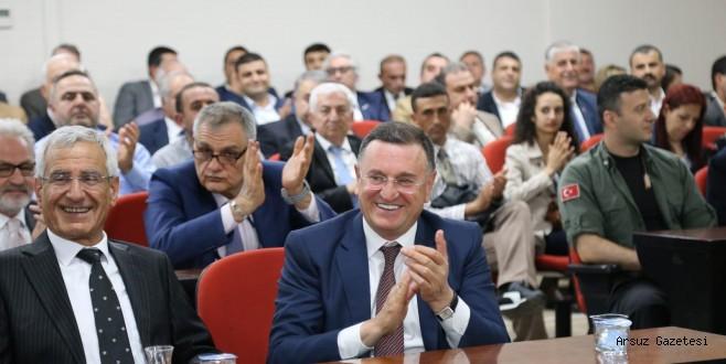 Ülkeler Bahçesi EXPO Arsuz'da Kurulacak!