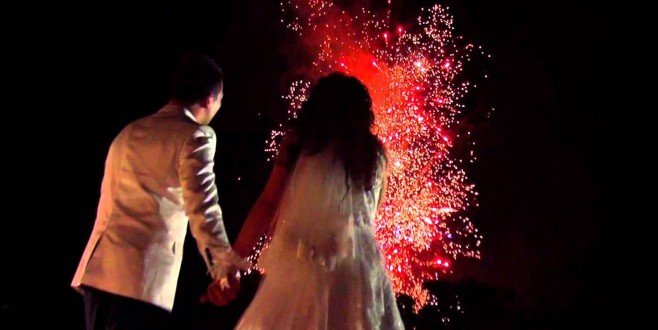 Hatay'da Düğünlerde Kullanılan Havai Fişeklere Yasak Geliyor