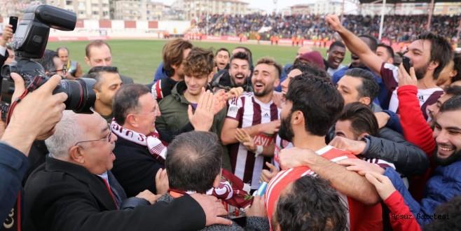 Hatayspor, Başakşehirsporu 4 Golle Geçti