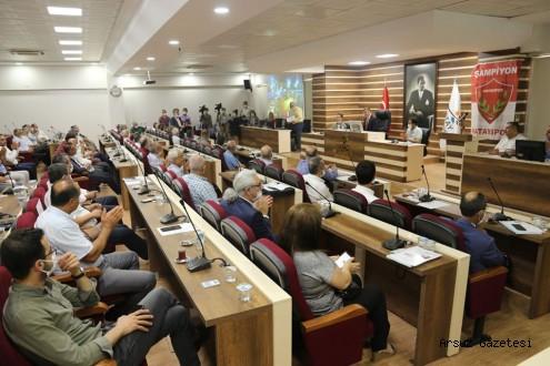 HATSU'da Komisyon ve Encümen Seçimleri Yapıldı.