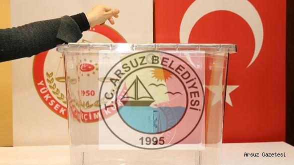 İşte Arsuz'un Başkan Adayları