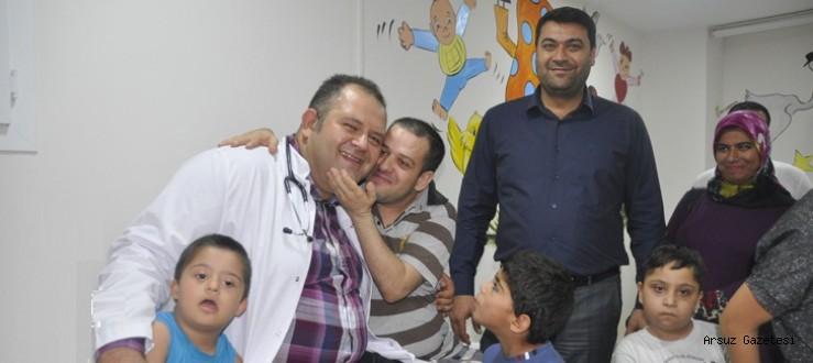 Medica Arsuz'da Duygusal Anlar