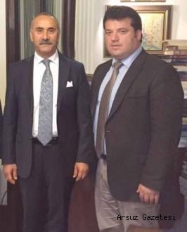 Özgür Murt, Başkan Yardımcısı olarak atandı