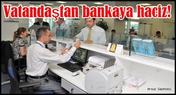 Samandağlı Avukat Bankayı Haczetti!
