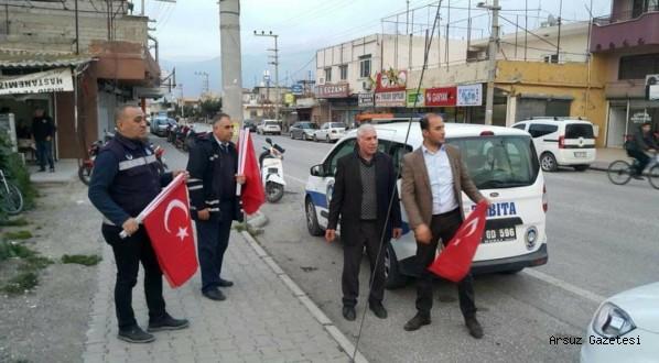 Sinan Altan Asaleten Zabıta Müdürü