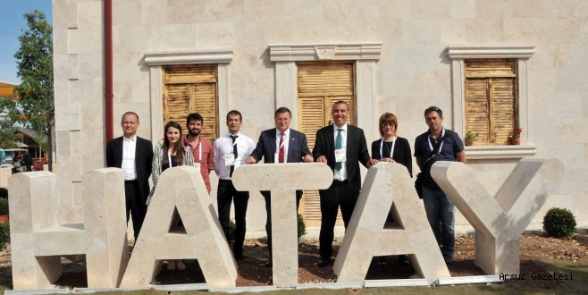 Son Dakika: Hatay Expo'yu Aldı