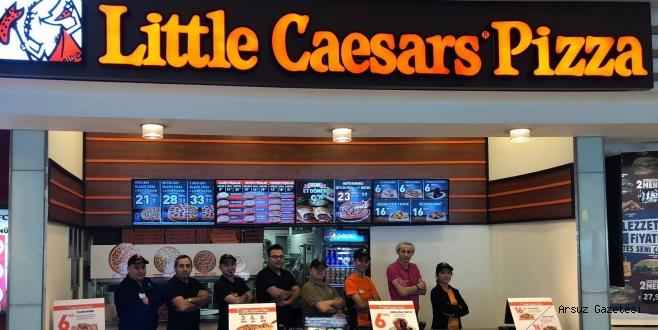 Ünlü Pizza Markası İlk AVM İçi Şubesi İçin İskenderun'u Seçti