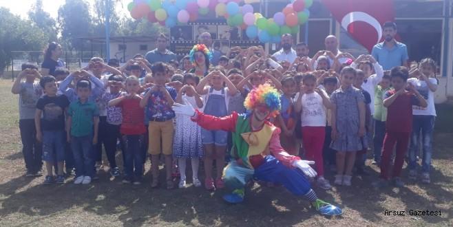 Arsuz'da En Anlamlı Yıl Sonu Şenliği…